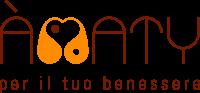 Centro Benessere Massaggi Estetica | Àmaty Logo